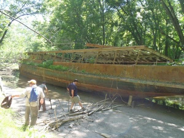 Ghost Ship Ohio Photos