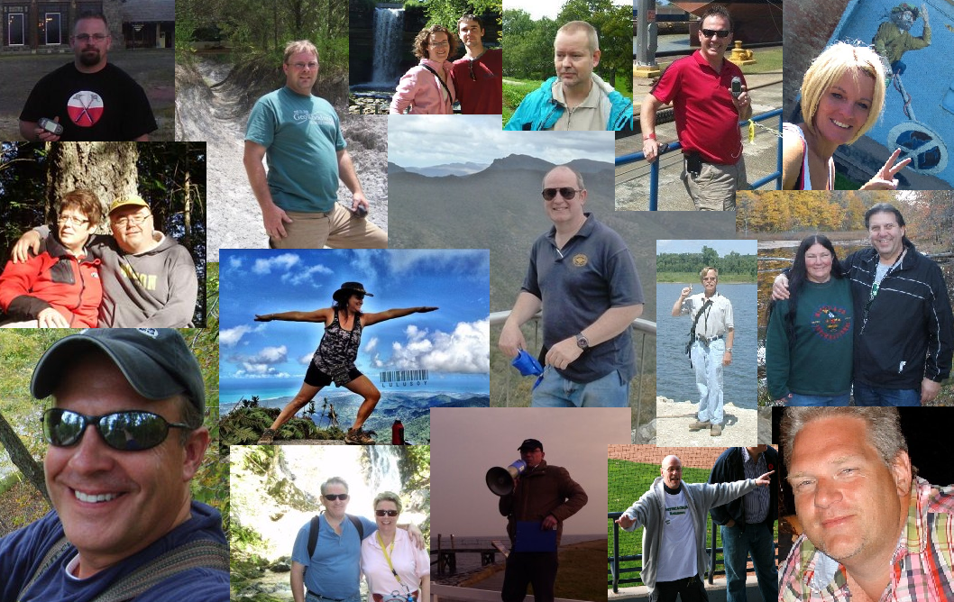 Geocaching.com Presents: Meet the Geocachers of the Month