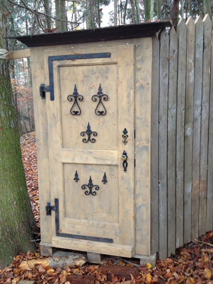 Find the Keys, Find the Treasure – Das Vergessene Portal (GC3HWBE) – Geocache of the Week