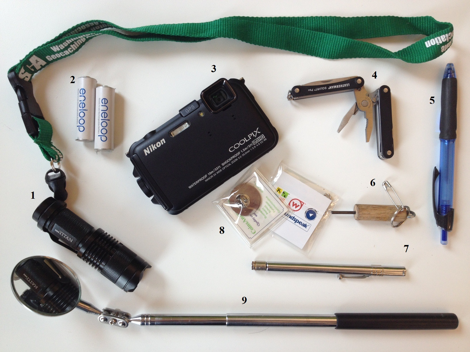 Here are 9 Geocaching Tools – What Else Should You Pack?