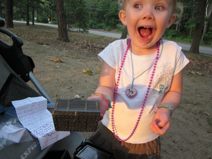 Reward Favorite Points to the geocaches that make you cheer with joy!