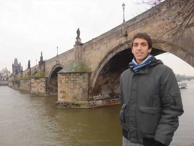Prague bridge 1 - Karlov most