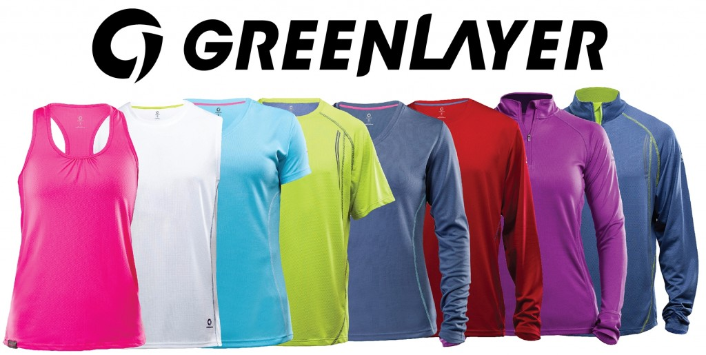 Greenlayer makes exceptional sports apparel developed with a variety of sustainable materials that provide a lower environmental impact, without compromising style, performance, and affordability.