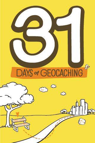 31 Days of Geocaching in Review