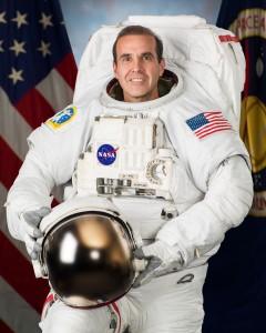 Astronaut Richard Mastracchio (Source: Nasa)