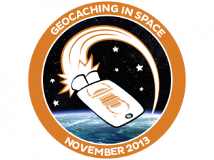 Geocaching in Space – The Interactive Event Map
