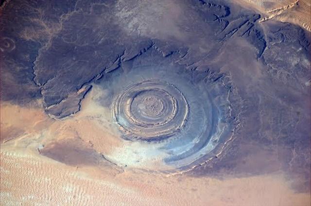 nasa eye of sahara - photo #20