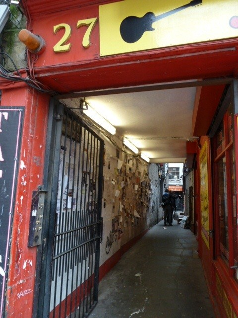We're getting the band back together! — The Tin Pan Alley Band (GC2C1NN) — Geocache of the Week