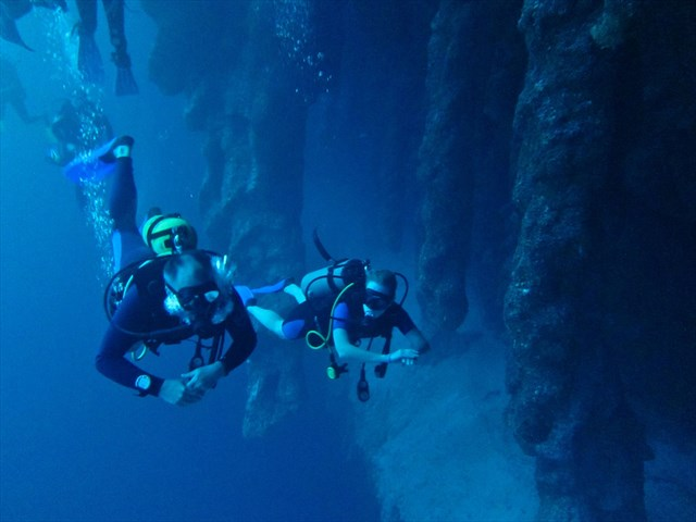 Great Blue Hole Diving
