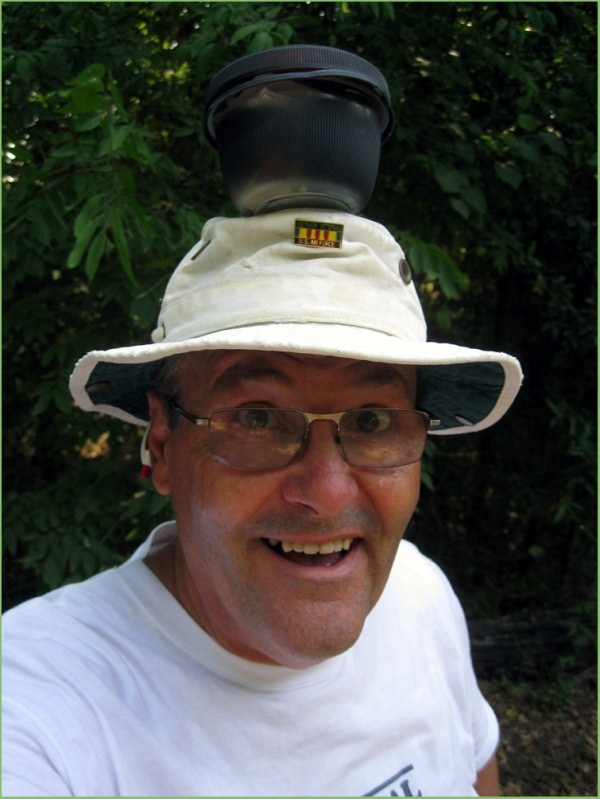 Baytown Bert - nominee for Geocacher of the Month