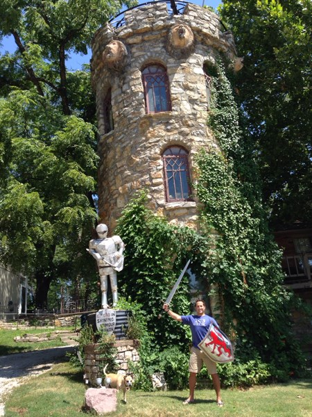 Find your knight in shining armor. — Castle Northmoor (GCX612) — Geocache of the Week