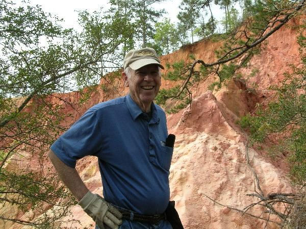 July's Geocacher of the Month: True Mentor and Friend