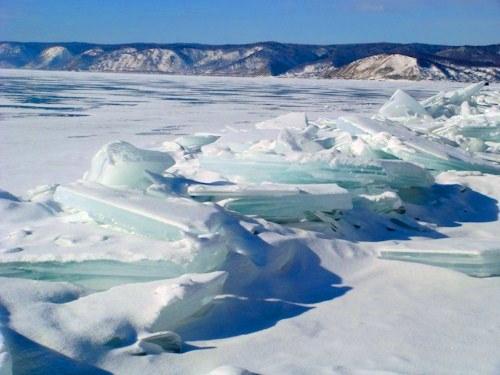 Lake Baikal, Russia GC20010