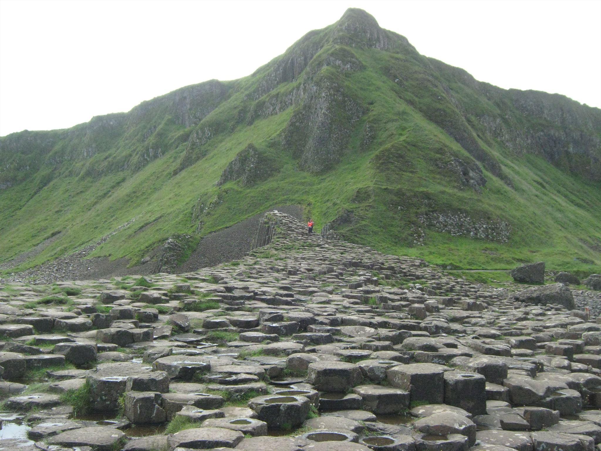 The Giant's Causeway Earthcache, Ireland GCPCPX