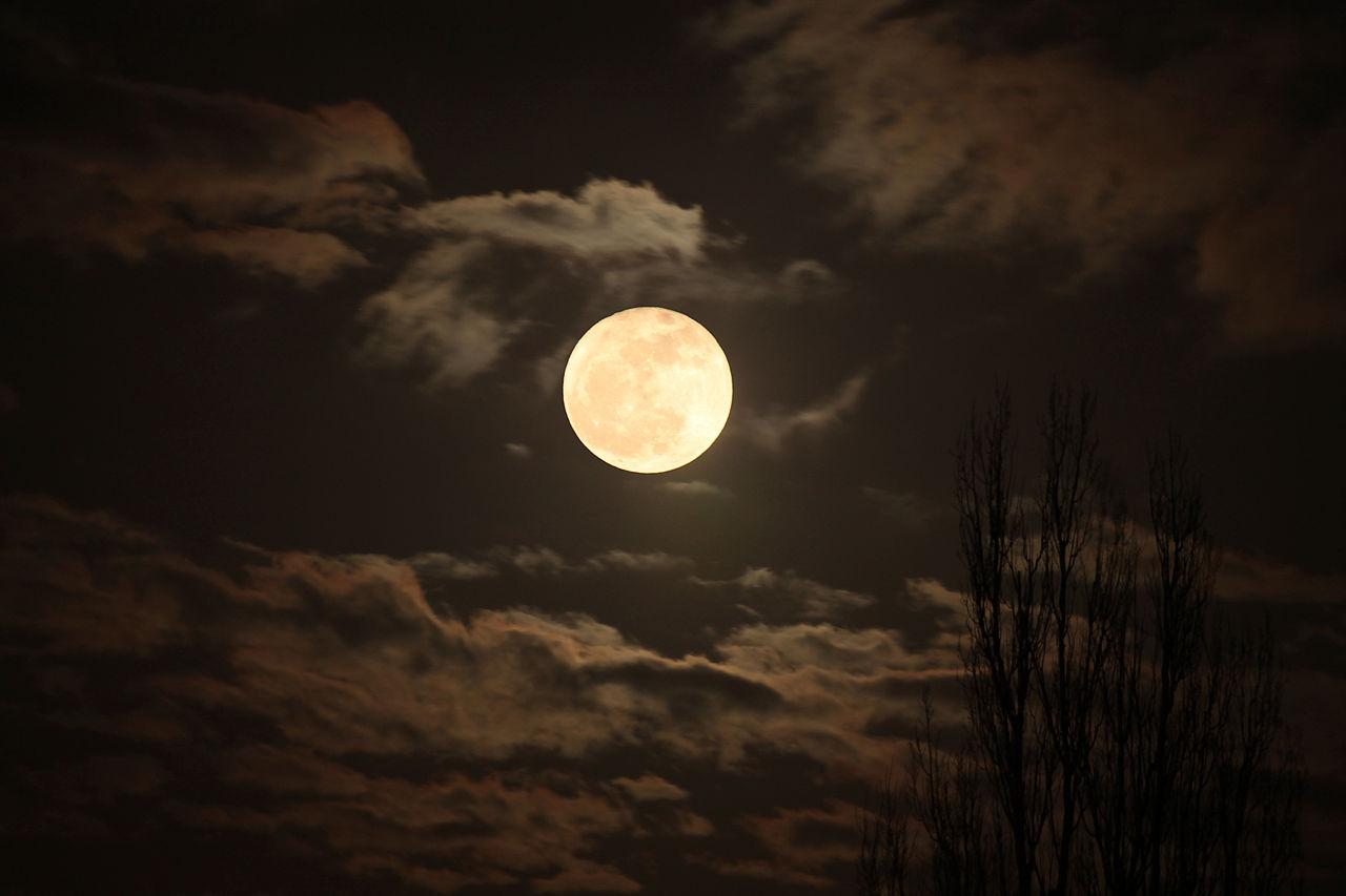 Moonrise by Krückstock
