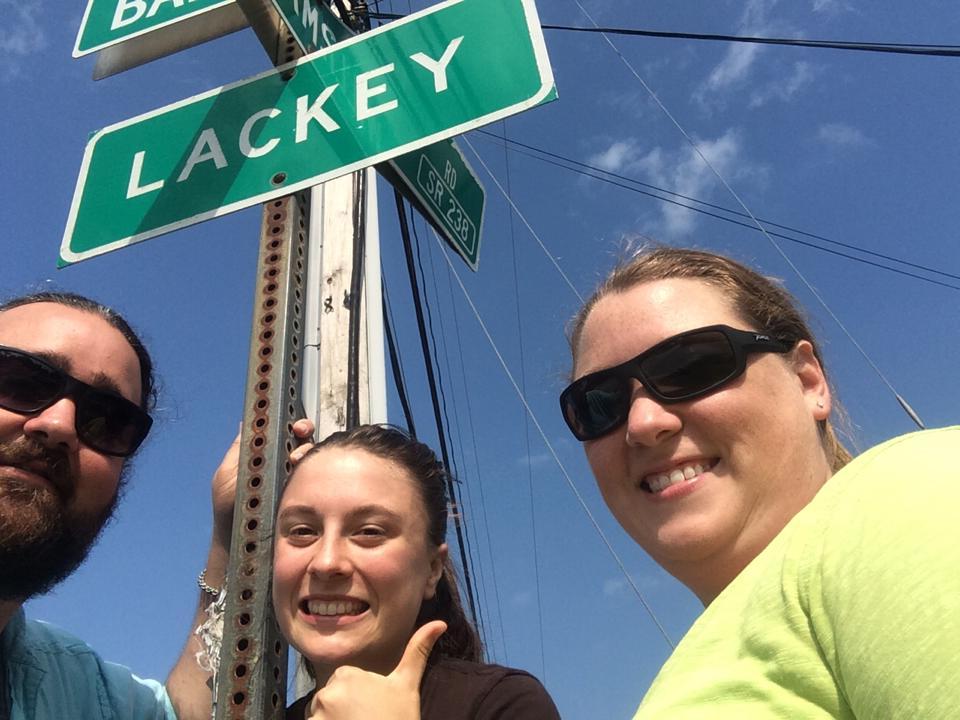 Lackey, VA