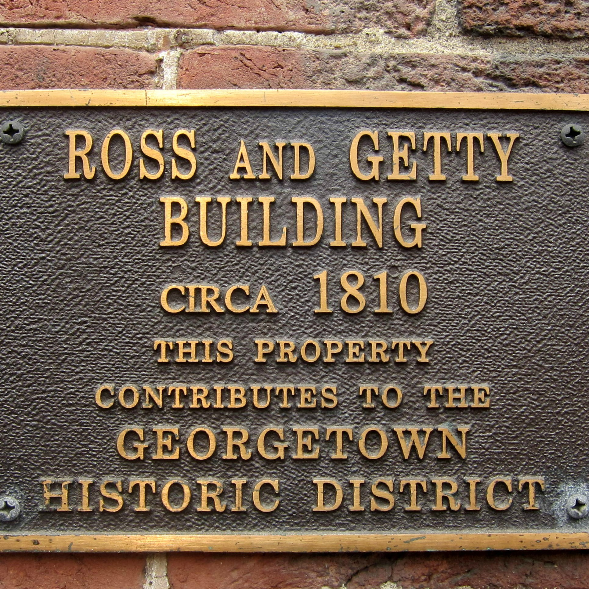Ross_and_Getty_Building_-_plaque