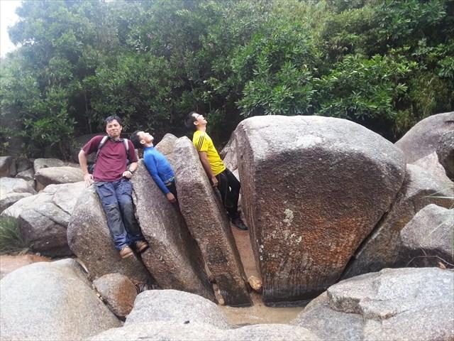 GC45DC3 - Can you eat rocks?