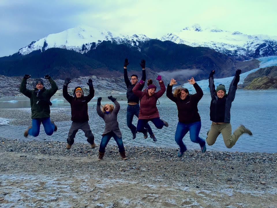 Group jumping