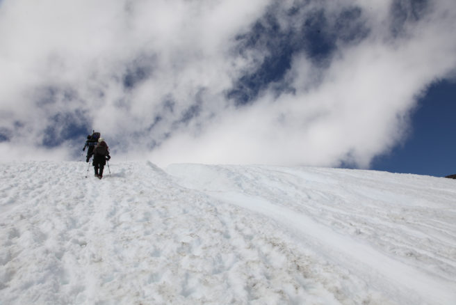 Mt. Rainier EarthCache