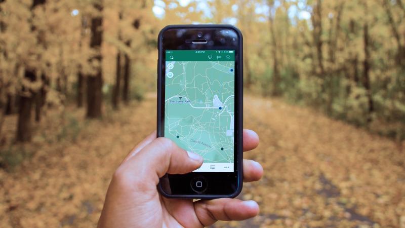 Ahora, mapa de senderos en la app de Geocaching® – Official Blog