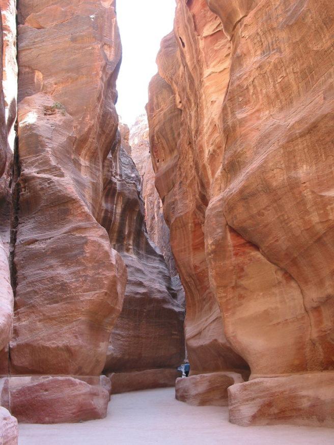Petra walls