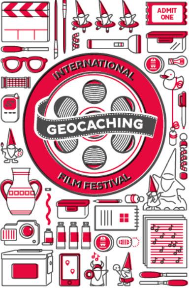 Geocaching International Film Festival 2017 souvenir