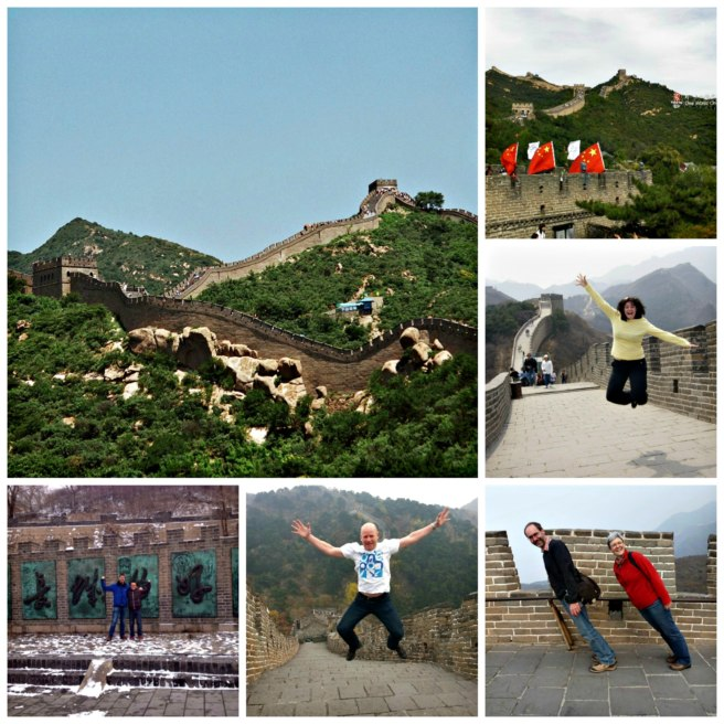 Meeting Mao on The Great Wall GCKB03