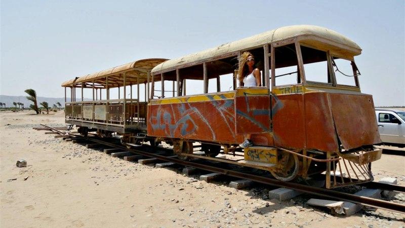 K&K LOST Train