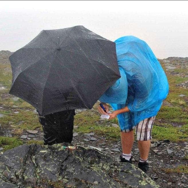 7. Rain gear.