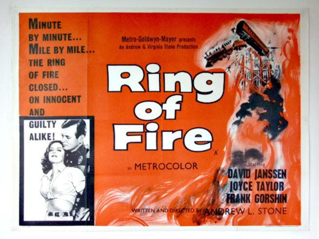 Ring of Fire movie poster
