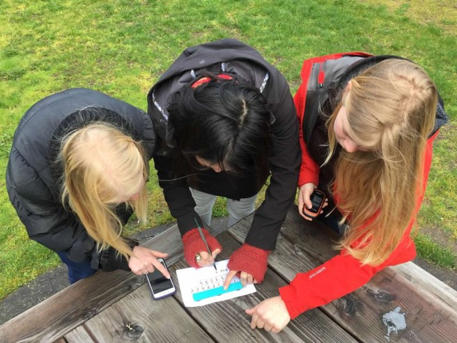 Geocachers helping geocachers solve Mystery/Puzzle Caches