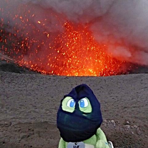 Vanuatu's Volcano