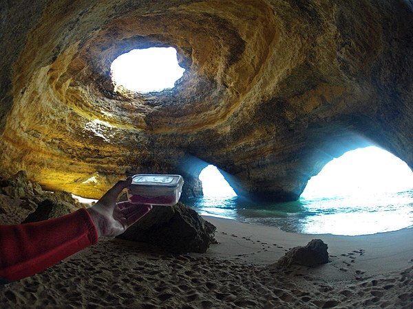 The Cave — Geocache of the Week