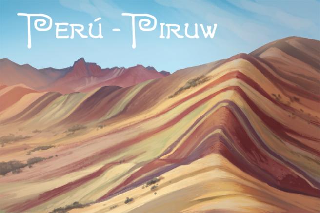 Peru souvenir