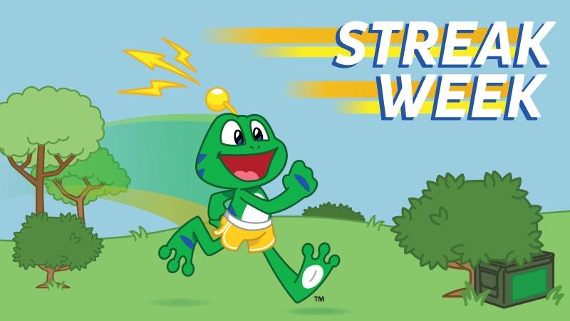 Streak Week: August 2019