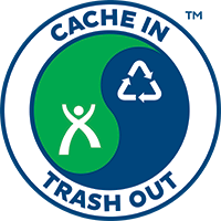 Cache In Trash Out logo