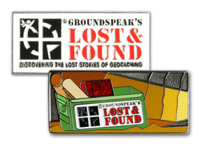 Lost and Found Geocoin
