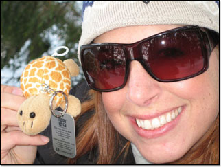 Geocaching > Trackable Items > How to Use a Travel Bug