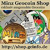 Minz Geocoin Shop