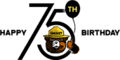 Smokey Bear Birthday Logo